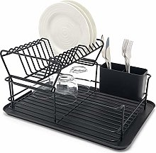 simplywire - Two Tier Dish Drainer - Removable