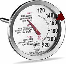 SINARDO Roasting Meat Thermometer T729E, Oven