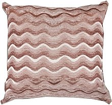 Sinead Cushion Cover 17 X 17' Dusky Pink Bed