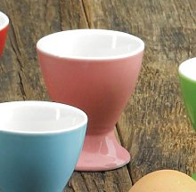 Single Egg Cup – Pink