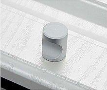 Single Hole Door Handles Knobs Zinc Alloy Cabinet
