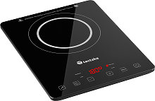 Single Induction Hob 2000W - black