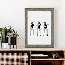 Single Ladies Wall Art Print | Gift for a Beyonce