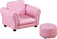 Single Seater Kids Sofa Set Children Couch
