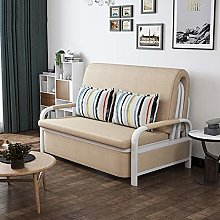 Single Sofa Bed Sleeper, Smile Back Folding Bed