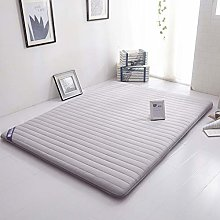 Single Tatami Floor Mat, Futon Mattress Topper