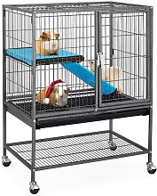 Single Unit Small Animal Cage for