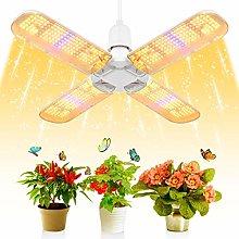 SINJIA LED Plant Growing Light, LEDs Lamp Full