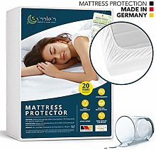 sinnlein® Waterproof Mattress Protector -