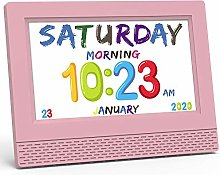 SINOIDEAS Kids Alarm Clock, Smart Children's