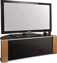 Sinter Corner LCD TV Stand Wide In High Gloss