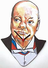 Sir Winston Churchill Clock - H11
