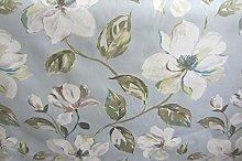 Siricusa Floral Cotton Beach Blue Designer