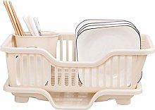Sisyria Dish Drainer Basket, Kitchen Plastic