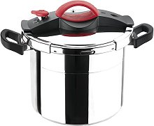 Sitram Sitrapro Pressure Cooker with Steamer