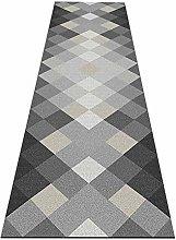 Siunwdiy Non-slip narrow entrance floor mats for