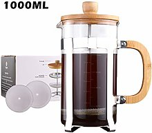 Sivaphe Cafetiere 1000ml, French Press Coffee