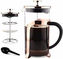 Sivaphe French Press Coffee Marker, Borosilicate