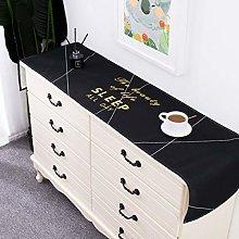 SIWANG Table Runner,Elegant Mediterranean Style
