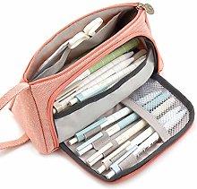 siwetg Large Kawaii Pencil Case Large Capacity