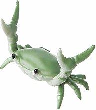 Siwetg New Japanese Creative Cute Crab Feather