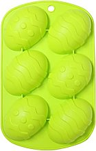 Six Eggs Easter Silicone Cake Mould Home Baking