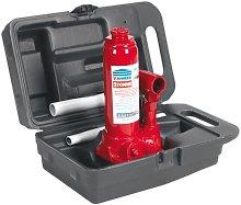 SJ2BMC Bottle Jack 2tonne with Storage Case -