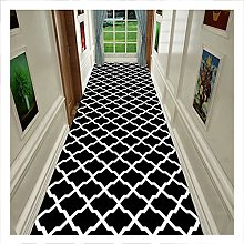 SJSF L 3D Runner Rug for Hallway, Non Slip
