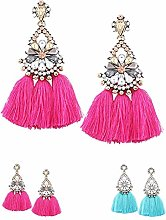 SJY Exquisite Earrings-1 Pair Bohemian Statement