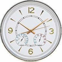 SJY Wall Clock, Modern Wall Clock Silent Wall