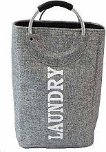 SJYDQ Aluminum Clothes Storage Bag Sorter Bin