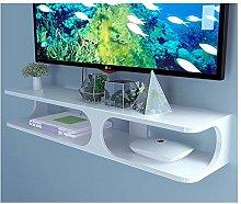 SjYsXm-car cover White TV Stand Component Shelf