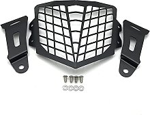 SJZC Motorcycle Headlight Grill Guard Lamp Cover