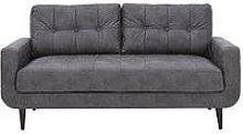 Skandi Faux Leather 3 Seater Sofa
