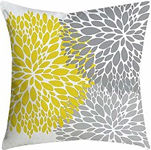 Skang Pineapple Leaf Yellow Geometric Pattern