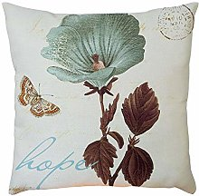 Skang Plant flower butterfly pattern letter