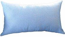 Skang Rectangular cushion cover solid color soft