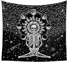 Skeleton Wall Tapestry, Skeleton Wall Tapestry