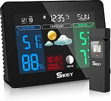 SKEY Wireless Weather Station with Outdoor