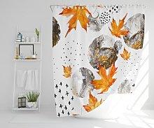 Skiba Polyester Shower Curtain Set Rosalind Wheeler