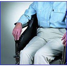 Skil-Care Wheelchair Snug Support, Vinyl Cover,