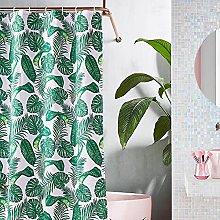 Skinny Dip Dominica Teal Shower Curtain 180x180cm