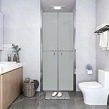 SKM Shower Door Frosted ESG 71x190 cm
