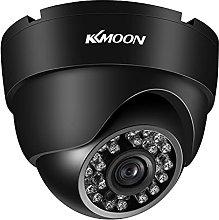 skrskr 720P High Definition Analog Security Camera