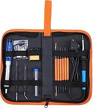 skrskr Electric Soldering Iron Kit 60W Adjustable