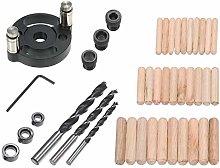 skrskr Hole Locator Kit Hole Positioner Tool with