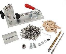 skrskr Wood Pocket Jig Kit Woodworking Tool for