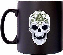 Skull Celtic Death Pagan Druid Dead Klassek Tattoo
