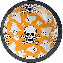 Skull Skeleton Ghostknobs Cabinet Handles Kitchen