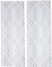 Sky of France Curtains, Curtain, Polyester, grey,